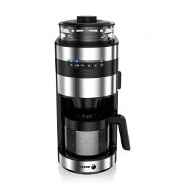 Cafetière filtre avec broyeur