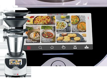 robot fagor multifonctions les enfants cuisinent